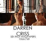 Darren Criss Sex Riot Wallpaper set 1