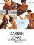 Darren Criss Sex Riot Wallpaper set 2