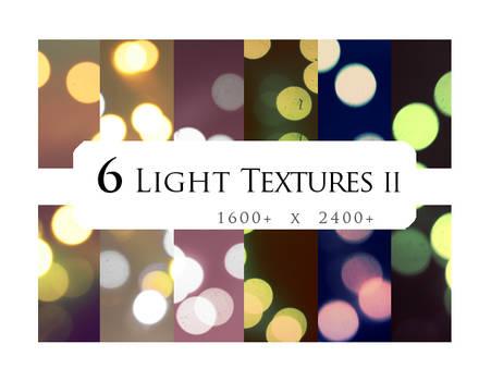 6 textures: light II