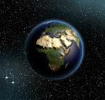 3D Earth Animation