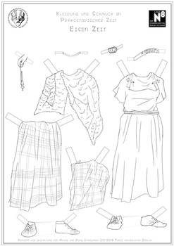 Female Iron Age Clothing