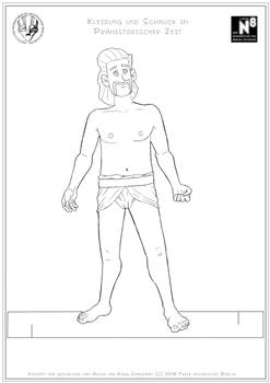 Male Paperdoll