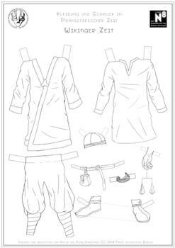 Male Viking Age Clothing