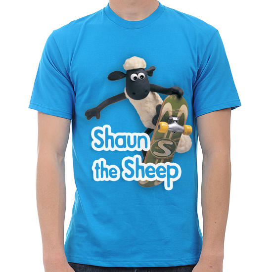 Where can you get a shaun the sheep T-Shirt?