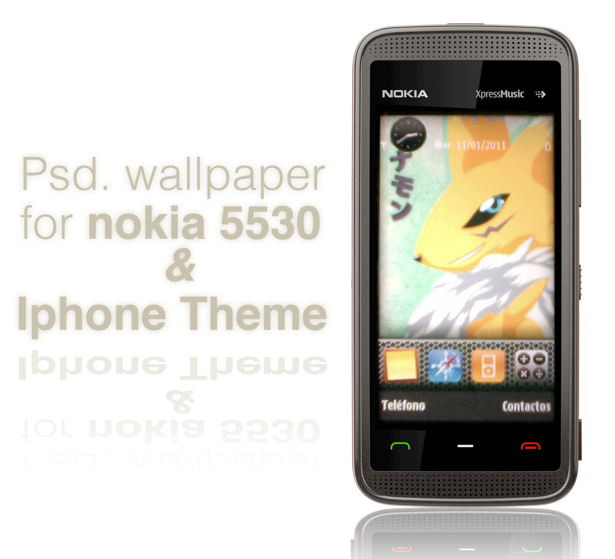 Nokia 5530 xpressmusic порно темы