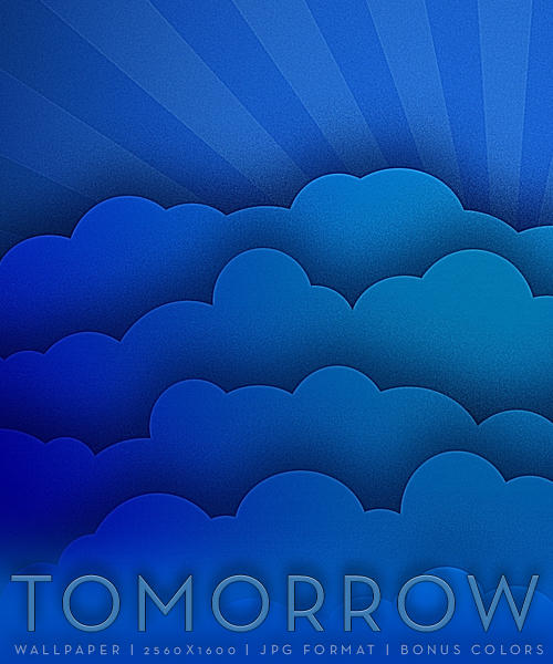 tomorrow by hotiron