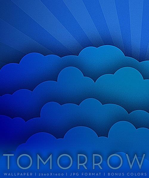 tomorrow by hotiron