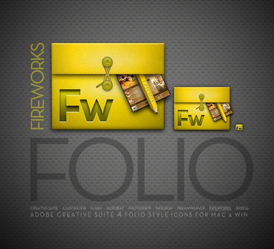 folios.fireworks by hotiron