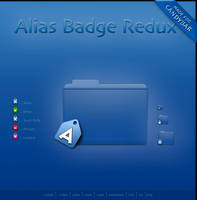 Alias Badges Redux by hotiron