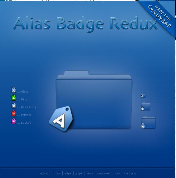 Alias Badges Redux by hotiron
