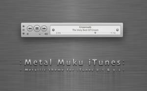 Metal Muku iTunes 9