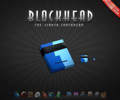 BlockHead Finder by hotiron