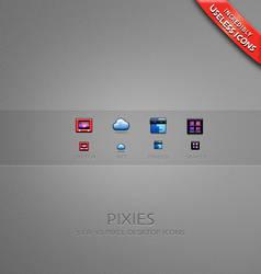 Pixies by hotiron