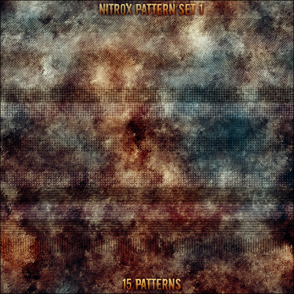 nitr0x Pattern Set 1 by threefx