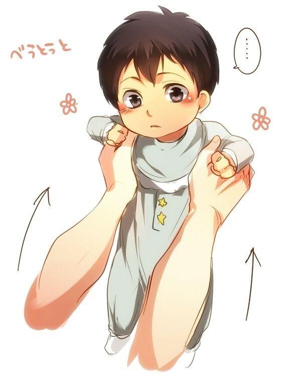 Her Baby Boy Baby Bertl X Mom Reader Au By Rukia2011 On