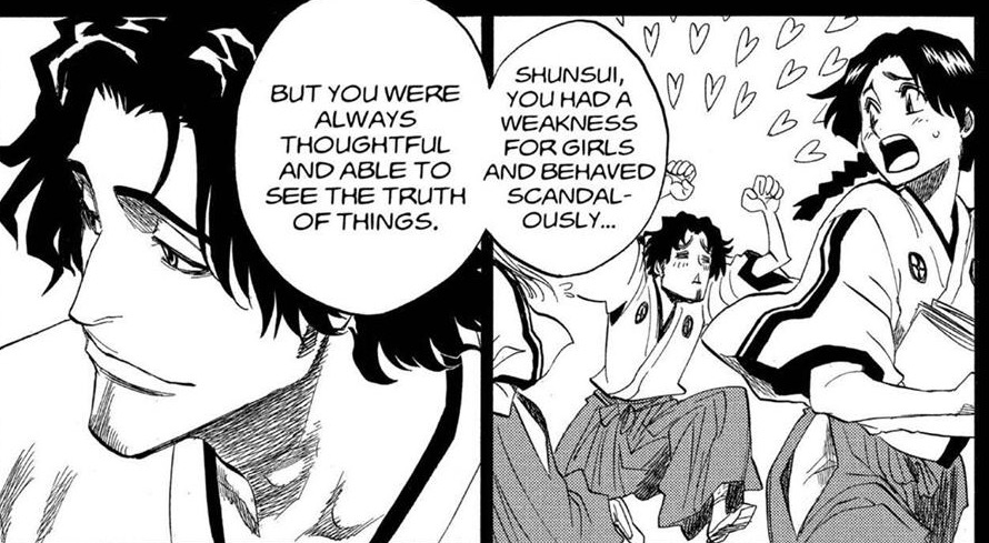 Princess and the Flirt (Shunsui x Reader) Part 3 by Rukia2011 on