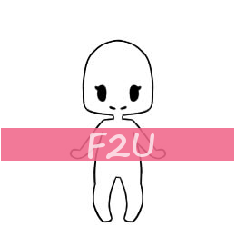 F2U Derpy Chibi Base by Momoroo