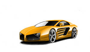 Car Design project by me :)