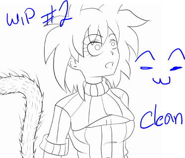 Gine Ozaru Clean 2