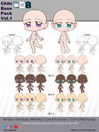Chibi Base Pack #1