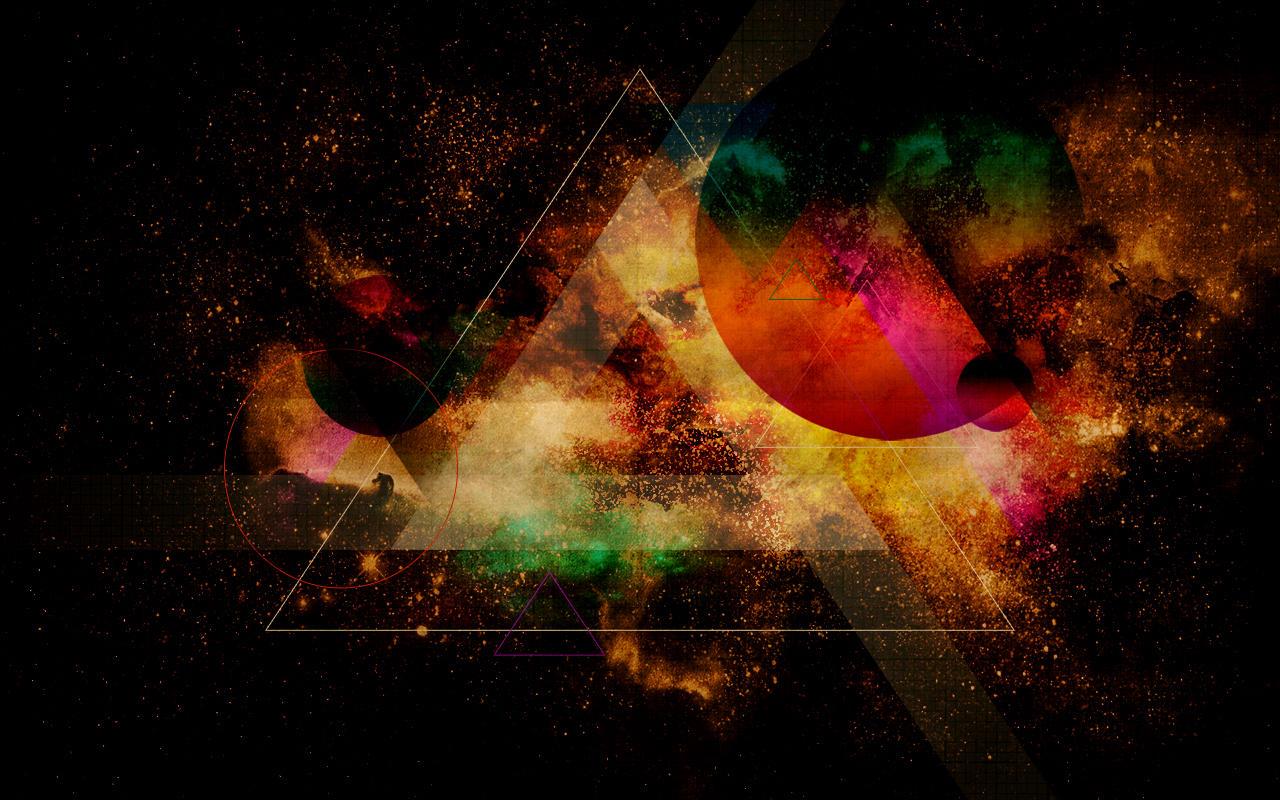 wallpaper 49 geometry universe by zpecter