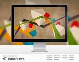 wallpaper 57 geometry items by zpecter