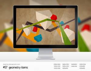 wallpaper 57 geometry items