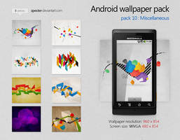 android wallpaper pack 10 by zpecter