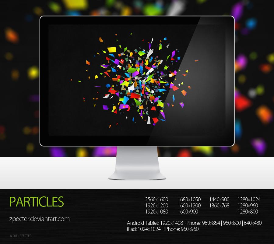 wallpaper 68 particles