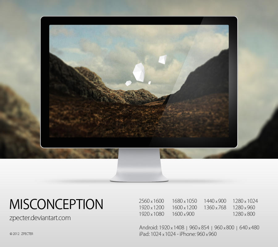 wallpaper 71 misconception by zpecter