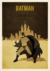 A3 poster batman