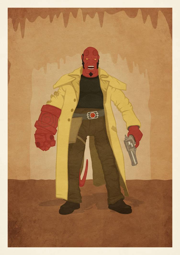Hellboy Poster