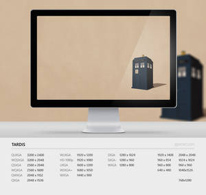 Wallpaper 88 Tardis