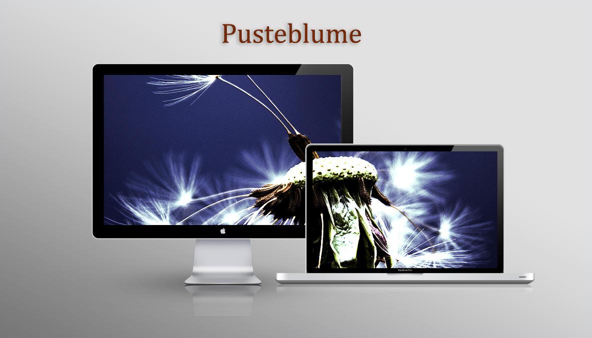 Pusteblume by BlackTronix
