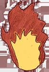 Fire by vulcain0