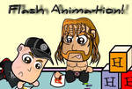 Chibi Wrestlers - Kindergarten