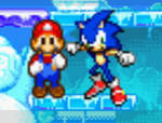 Sonic X Mario