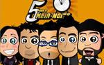 5 Para a Meia Noite - Animated