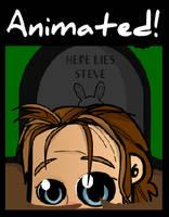 Bayley, Rusev, HappyScary Dean - Steve's Funeral by kapaeme