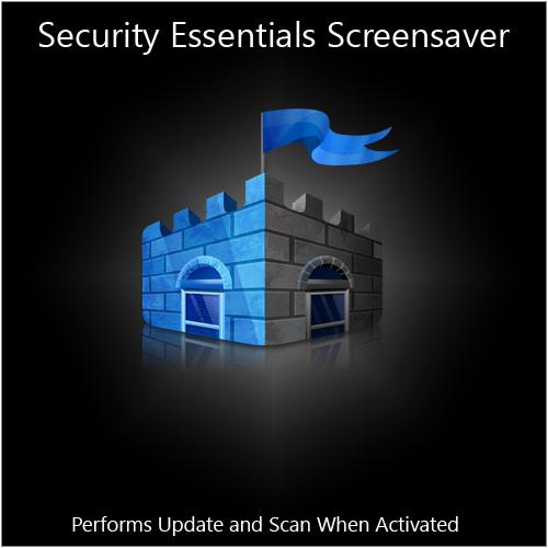 Security Screensaver 2.0