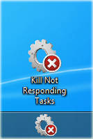 Kill Not Responding Tasks by Drudger