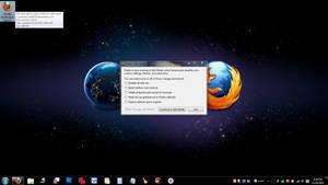 Mozilla Firefox -Safe Mode