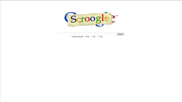 Custom SSL Scroogle Search Page