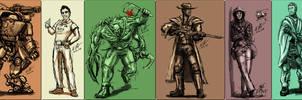Fallout 4 Companions redesigne
