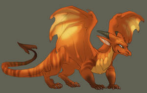 Free Use: Earth Dragon by SkulldogAdopts