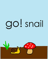 Go Snail by asianpride7625