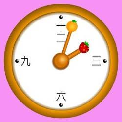 Tasty Flash Clock