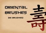 Oriental Brushes
