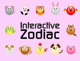 Interactive Zodiac