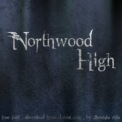 Northwood High Font